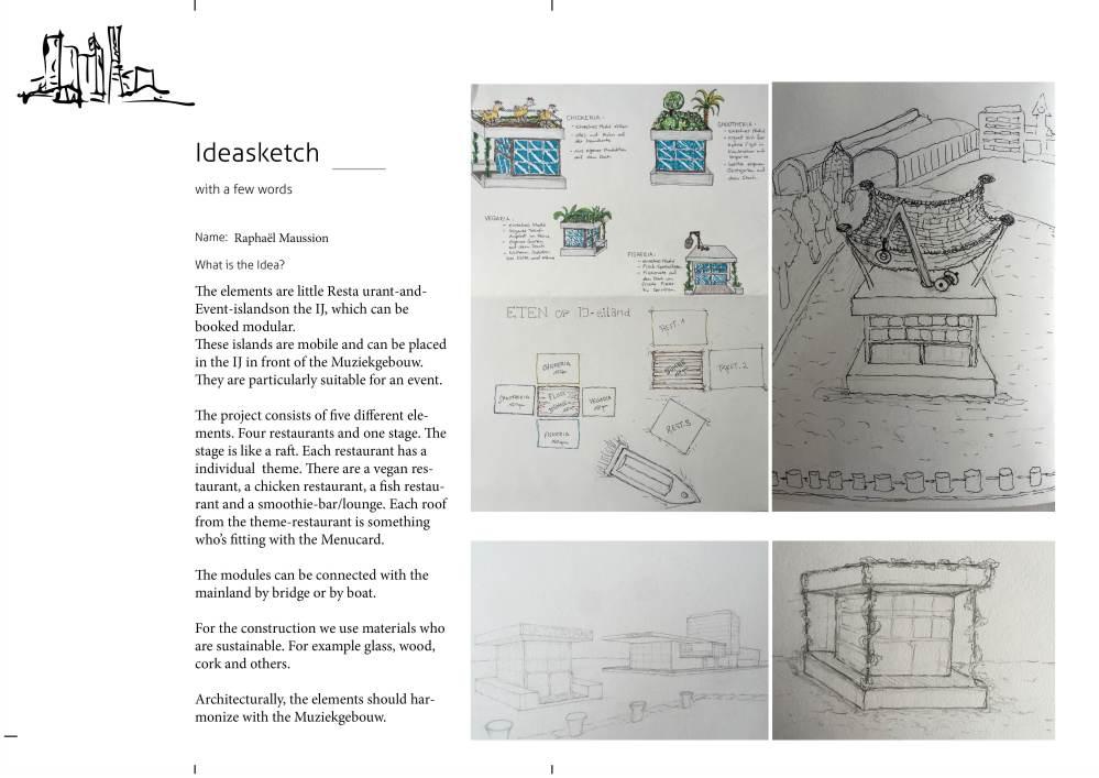 Raphaël Maussion - idee